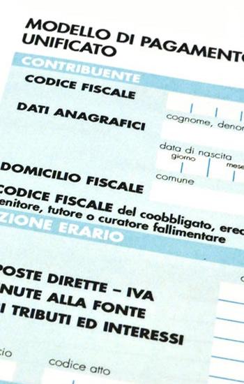 Redazione paghe F24